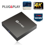 Sunnzo X96 TVボックス人間の特徴をもつセットトップボックスのメディアプレイヤーKodi 17.3