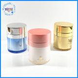 De kosmetische Verpakkende 30ml AcrylFles Zonder lucht van de Lotion