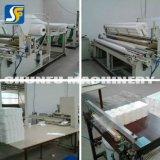 Machine die van de Verwerking van het Toiletpapier van Shunfu de Automatische de Kleine Broodjes van het Document opnieuw opwinden