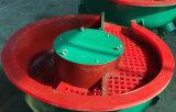 150L d'ébarbures déposer polissage vibratoire de la machine pour les cadres des verres en plastique