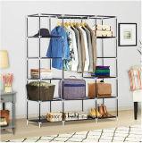 Современный простой шкаф домашних ткань складная тканью Уорд узел хранения размера кинг усилитель комбинацию простых шкаф (FW-40C)
