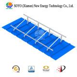 L'énergie de l'acier aluminium de tuiles de Soyo supérieur de la structure de fixation de l'énergie solaire
