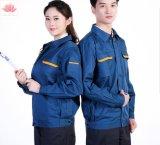 Uniforme funzionante unisex dell'ufficio per l'assistente tecnico delle uniformi di usura del lavoro della fabbrica