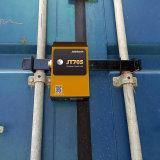 Inseguitore del contenitore dell'inseguitore di GPS del bene per il portello del contenitore che chiude e che riflette soluzione a chiave