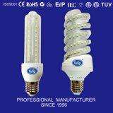 Lampada piena della lampadina LED del cereale LED di alto potere di spirale SMD 15With20With23W con la lampada economizzatrice d'energia dell'indicatore luminoso di soffitto di RoHS del Ce E14/E27