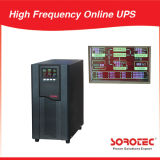 Fase 3 de onda sinusoidal pura 0.9 de alta frecuencia de Factor de potencia de suministro de energía UPS en línea