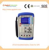 Probador de la resistencia interna de la célula de batería de coche (AT525)