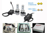 Plug and Play Super Bright 6500k 40W H4 H7 H1 9005 9006 CREE Chip LED Headlight Bulbs