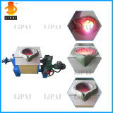 Forno di fusione d'acciaio di fusione della macchina di induzione per media frequenza