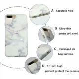 Caso del iPhone del diseño TPU del mármol de la alta calidad para el iPhone 7