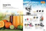 Máquina comercial do triturador de gelo 250W da alta qualidade mini para o agregado familiar