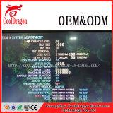 Rei do dragão máquina de jogo video de /Fishing de 55 peixes do prendedor do indicador da polegada