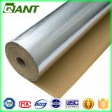 Cara de Kraft del lienzo ligero del papel de aluminio
