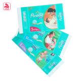 Fuera de la promoción Super absorbente Cheap Wholesale bebé Pañales desechables