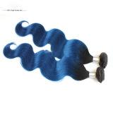 最上質の熱い美100%の人間のブラジルのバージンの毛