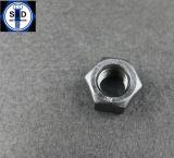 Noix Hex lourdes d'ASTM A194 2h