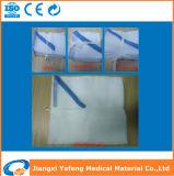 Spugne non sterili del giro della garza del cotone dell'OEM per uso chirurgico (disponibili non lavati e prelavati)