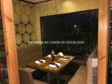 사우디 아라비아 상류 대중음식점 가구 고정되는 의자와 테이블 디자인