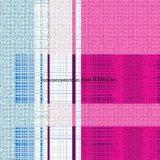 100%Polyester la gelatina Pigment&Disperse ha stampato il tessuto per l'insieme dell'assestamento