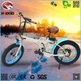 Bike En15194 Apporved складной электрической автошины батареи лития велосипеда 350W тучной складывая