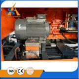Machine de fabrication de moules en béton électrique en béton