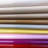 단화를 위한 특허 Microfiber 최고 연약한 가죽은 자루에 넣는다 (HS-M352)