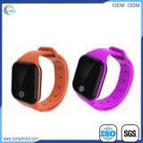 Reloj elegante de la pulsera de la aptitud del deporte del ODM Bluetooth del OEM