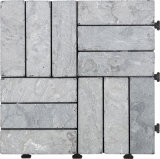 建築材料の庭のための自然な石造りの共同タイルDIYの床および屋外
