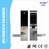 Cerradura de puerta vendedora caliente de la huella digital con el teclado