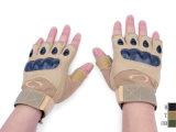 Airsoftの軍の半分指の戦術的な手袋