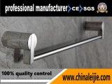 Os acessórios de banho material de aço inoxidável com acabamento acetinado