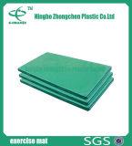 Tapis de sol pour gymnastique en caoutchouc pour gymnastique en caoutchouc Tapis de gymnastique pliable de haute qualité