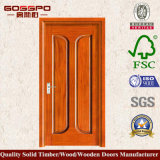 Porta de madeira de folheado de MDF (GSP6-001)