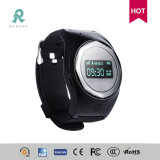 Mini perseguidor esperto do GPS do relógio do tamanho para o sénior (R11)