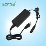Chargeur de batterie certifié UL 2A 36V Li-ion Chargeur de vélo