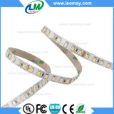 El CE flexible RoHS del kit de SMD2835 120LEDs DC24V 24W LED enumeró