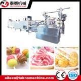 Máquina automática cheia do Lollipop do servocontrol