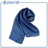 デジタル贅沢で柔らかいプリント絹のあや織りのスカーフの製造