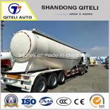 Essieux de transporteur de ciment 350m3 semi-remorque de réservoir de ciment en vrac pour la vente