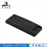 外国人H3 6cが付いている機密保護RFIDのABSラベルをカスタマイズしなさい