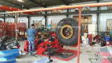 56 بوصات آليّة شاحنة إطار العجلة مبللة كلّيّا 18 شهور كفالة