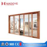 Высокого качества и низкой цене сдвижной двери с отделкой из закаленного стекла