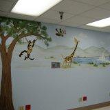 子供部屋のための個人化されたすばらしく高い定義壁紙の印刷