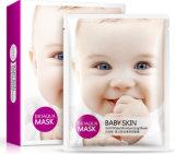 Bioaqua 아기 피부 신선한 희게하는 습기를 공급 얼굴 가면