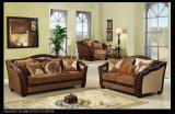 Insieme americano del sofà del tessuto di stile dei sofà del salone
