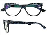 Marcos ópticos de Italia del marco óptico al por mayor de las lentes de China