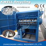Máquina Shredding del solo eje / Shredder plástico rígido
