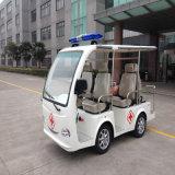 4 de Mini Elektrische Ziekenwagen van zetels voor het Ziekenhuis