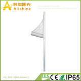 luz de rua solar da instalação simples clara energy-saving do brilho 100W