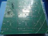 緑のSoldermaskのPCBのボード4layer HASLは機械化をV切った
